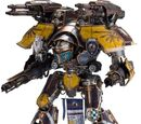 Warlord-class Titan