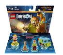71206 Scooby-Doo Team Pack