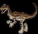 Kriolofozaur - skórka Sandstorm