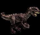 Dilofozaur - skórka Early Acces
