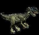 Dilofozaur - skórka Poison Dart