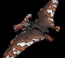 Pteranodon - skórka Autumn