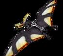 Pteranodon - skórka Shadow