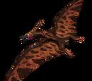 Pteranodon - skórka Orange Twin-Spire