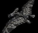 Pteranodon - skórka Grey Twin-Spire