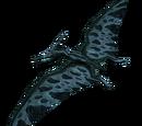 Pteranodon - skórka Blue Twin-Spire