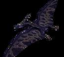 Pteranodon - skórka Purple Twin-Spire