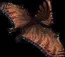 Tupandaktyl - skórka Sunlit