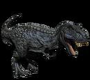 Tyranozaur - skórka Obsidian