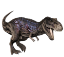 Tyranozaur - skórka Battle Scarred