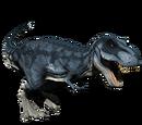 Tyranozaur - skórka Naval