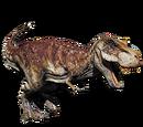 Tyranozaur - skórka Sandstorm