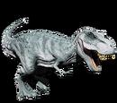 Tyranozaur - skórka Snow