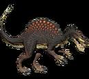 Spinozaur - skórka Alpha