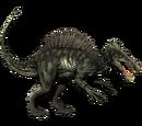 Spinozaur - skórka Algae