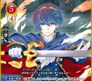 Fire Emblem 0 (Cipher): Warblade of Heroes/Card List