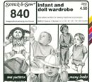 Stretch & Sew 840