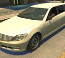 Stretch-Limousine E (IV)