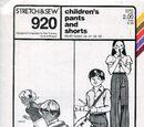 Stretch & Sew 920