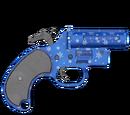 Pistolet sygnałowy - skórka Frosty