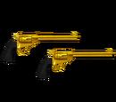 Podwójne colty - skórka Golden