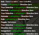 Common Player Behaviors