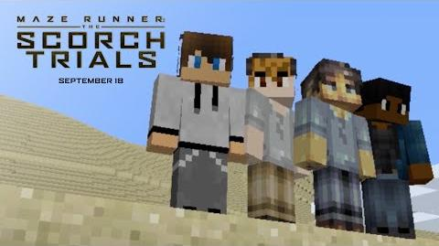 Asnow89/New The Scorch Trials MINECRAFT Trailer
