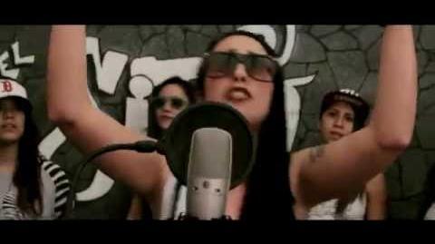 Femme rap fest - cypher promocional, chile