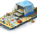 Sea Floor Research Station