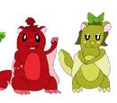Ponzu, Rayu, Wasabi, and Tofu Otter