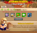 A Hero's Fable