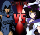 Raven vs. Sailor Saturn