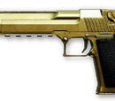 Золотой Desert Eagle
