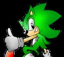 Starr the Hedgehog (AHS)