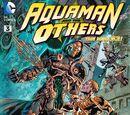 Arcos históricos de Aquaman and the Others Vol 1