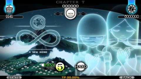 Cytus - Chapter Timeline - ∞ -A New Home-