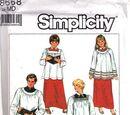 Simplicity 8668 B