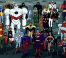 Universo animado de DC Comics