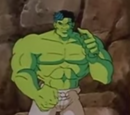 Dr. Bruce Banner(The Hulk)