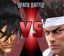 'Tekken vs Virtua Fighter' themed Death Battles