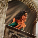 Arianne Martell by Tiziano Baracchi, Fantasy Flight Games©.jpg
