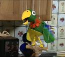 Papuga Potty