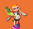 Splatoon Characters