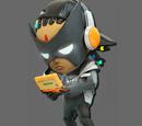 Wonder Black (Smash 5)