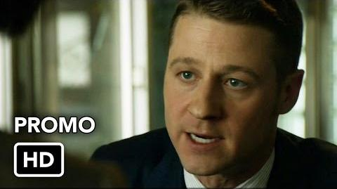 "Gotham 1x13 Promo ""Welcome Back, Jim Gordon"" (HD)"