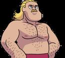 Charakterny Hank Hackleschmidt