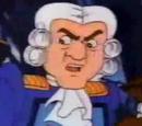 Captain Smollett