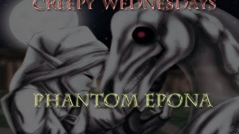 Creepy Wednesday's! - Phantom Epona