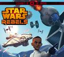 List of Star Wars Rebels Books