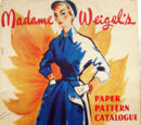 Madame Weigel's Paper Pattern Catalogue ca. 1950